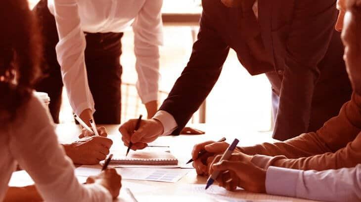 IR35 recruitment agency meeting